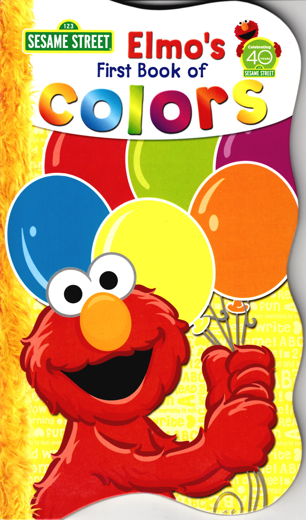 Elmo\'s First Book of Colors | Muppet Wiki | FANDOM powered by Wikia