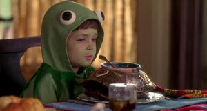 Hope Floats frog