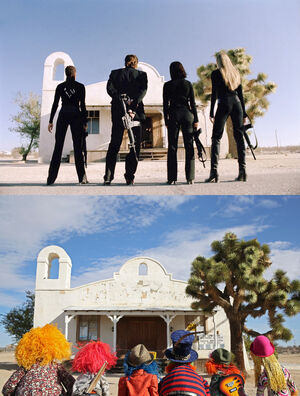 Kill Bill church