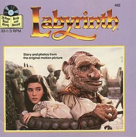 Labyrinth-readalong