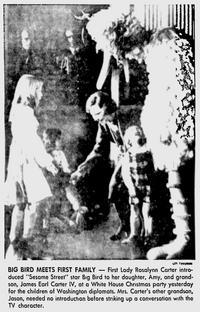 Rosalynn Carter Pittsburgh Press December 22 1978