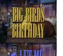 Big Bird's Birthday or Let Me Eat Cake