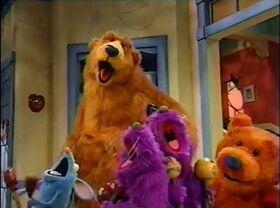 105 bear cha cha cha
