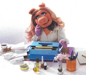 Author-piggy