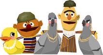 Bert&ErnieGagJibJab