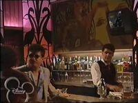 Bill baretta at the bar