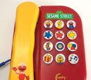 Sesame Street telephone (Comfy)