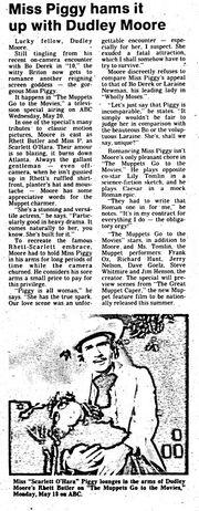 Dudley Moore Mason Valley News May 15 1981