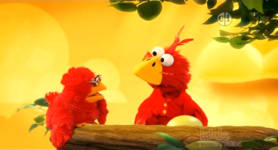 Elmo the Musical#bird