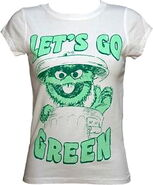 Famous forever let's go green