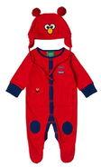 Pancoat toddler elmo