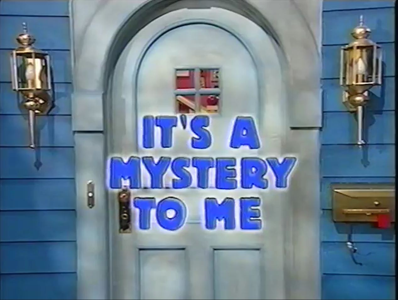 Mystery To Me >> Episode 226 It S A Mystery To Me Muppet Wiki Fandom Powered By