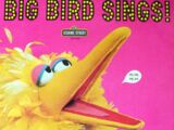Big Bird Writes a Poem