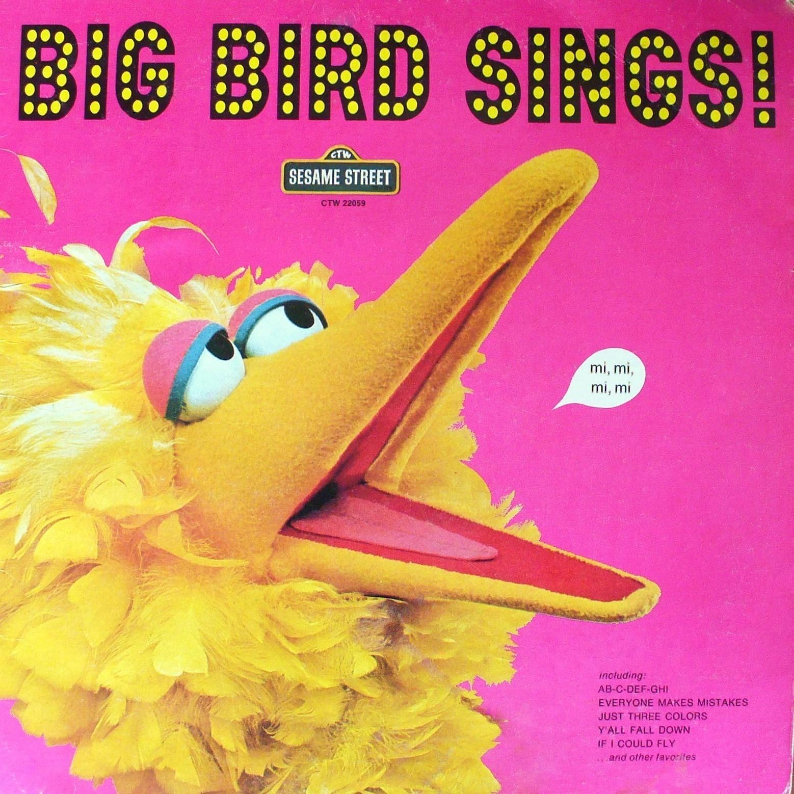 Big Bird Sings! (album)
