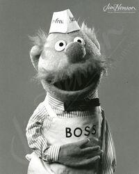 Boss (Tastee Freez)