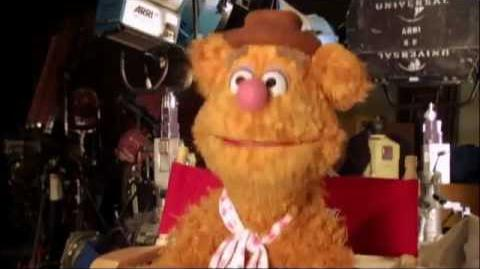 "Disney's ""The Muppets"" - Fozzie Bear Interview"