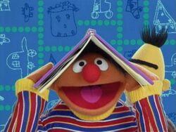 Ernie Says Book