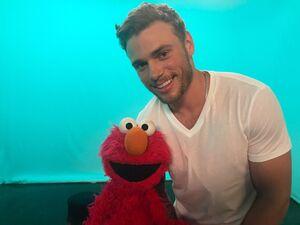 Gus Kenworthy & Elmo (2017)