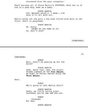 Josh Gad script 02