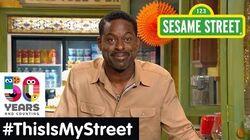 Sesame Street Memory Sterling K Brown ThisIsMyStreet