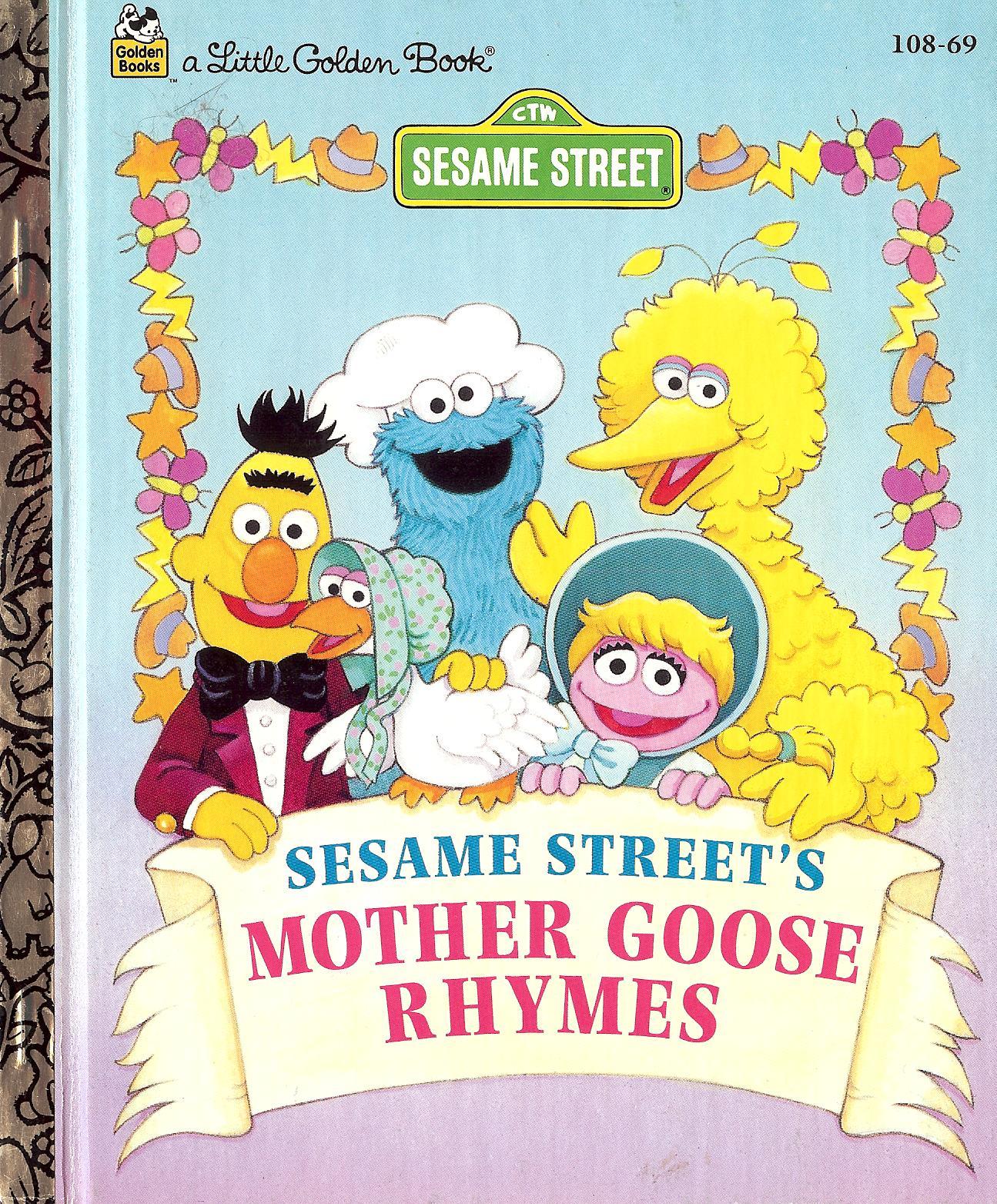 Sesame Street S Mother Goose Rhymes