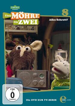 Sesamstraße-Eine-Möhre-für-Zwei-8-Alles-Schrott-(2013)