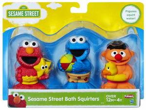 Bath squirters 2