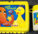 Sesame Street lunchboxes (Thermos)