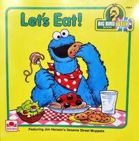 Big bird beep let's eat