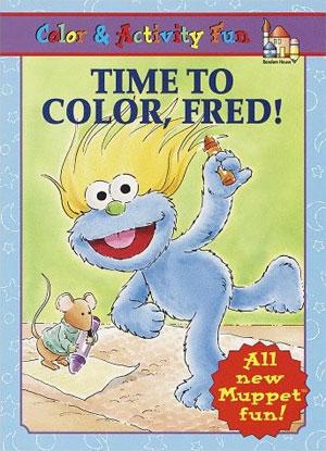 Book.timetocolorfred