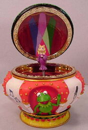 Disney store music box 3