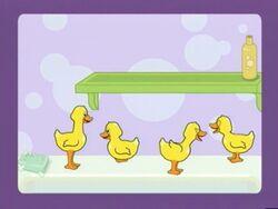 Ducksinarow ShorttoTall