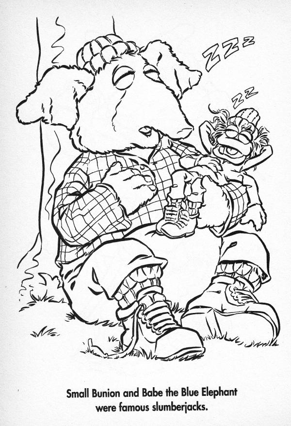 Paul Bunyan   Muppet Wiki   FANDOM powered by Wikia