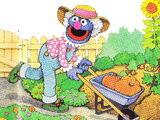 Grover's Grandma