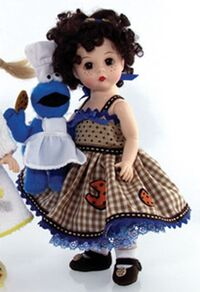 MadameAlexander2006CIsForCookie