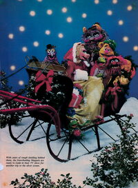 Muppet christmas saturday evening post