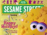 Sesame Street Magazine (Dec 2004 - Jan 2005)