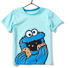Zara cookie monster shirt 2016
