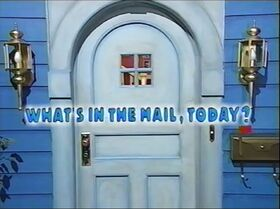 109 What's in the Mail, Today
