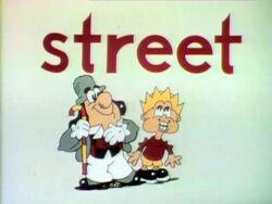 Drummer street