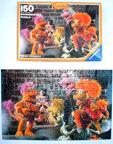 FragglesPuzzle-Ravensburger-KartengrussVonOnkelMatt-150Teile