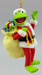 Kermit disney ornament