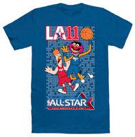 LA-AllStar-Animal&Beaker-MuppetShirt-(2011)