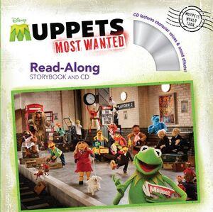 MupeptsMostWantedReadAlongStorybookAndCD