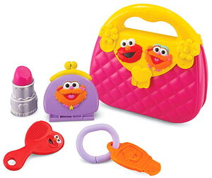 On-the-go purse