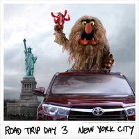 Toyota road trip day 3