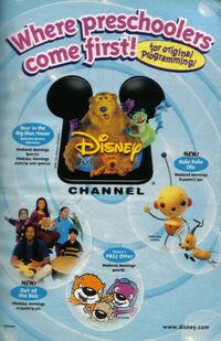 Where Preschoolers Come First TV Guide Ad