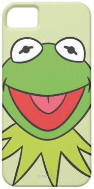 Zazzle kermit cartoon head