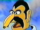 Banana Nose Maldonado (animated)