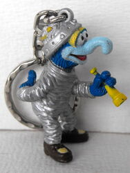 Igel 2000 gonzo muppets from space mfs keychain